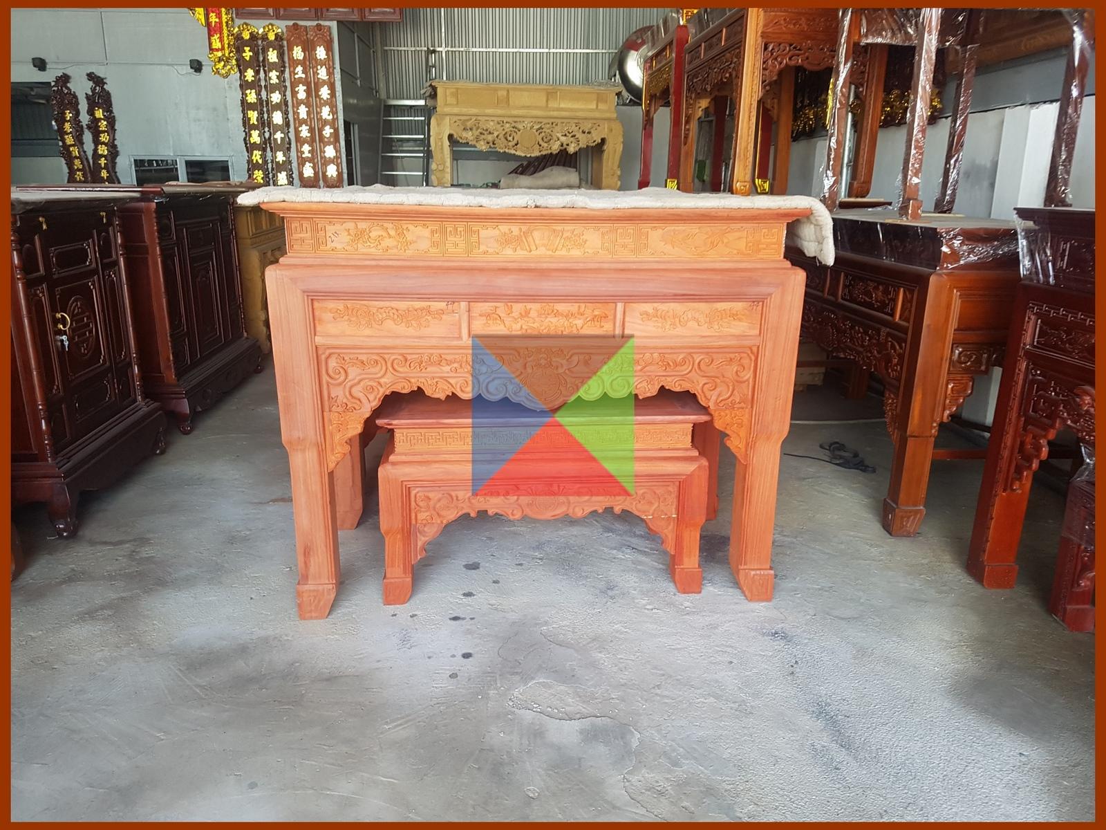 bàn thờ chung cư