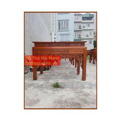 Bàn thờ triện gỗ mít 153