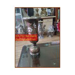 Ống hương đồng khảm 25