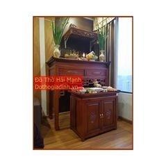 *** Bộ bàn thờ kèm tủ mẫu hiện đại 127 cho căn hộ