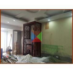 *** Bộ phòng thờ vách ngăn CNC đầy đủ cho căn hộ 127