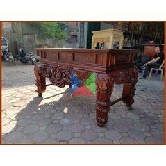 Sập thờ đẹp dạ cây Phúc Lộc Thọ HM204S
