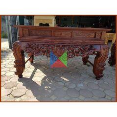 Sập thờ dạ cây Phúc Lộc Thọ HM204S
