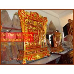 Khám thờ 70 gỗ mít