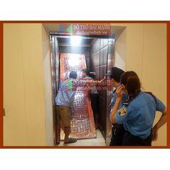 Vách ngăn phòng thờ cho bàn thờ gia tiên 127