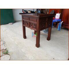 Bàn thờ hiện đại đẹp kích thước 127 kèm bàn cơm giá tốt