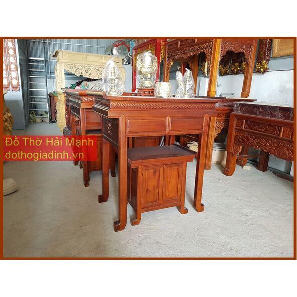 * Bàn thờ chung cư  kèm tủ mẫu hiện đại 127 cho căn hộ bb2
